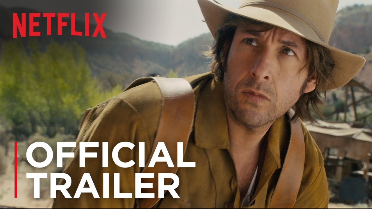 Ridiculous 6 Trailer German