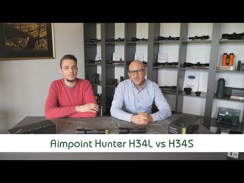 Aimpoint Hunter H34L VS Aimpoint Hunter H34S   Optics Trade Debates