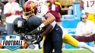 Top 9 Plays Of Minnesota CB Benjamin St-Juste   Big Ten Football In The 2021 NFL Draft
