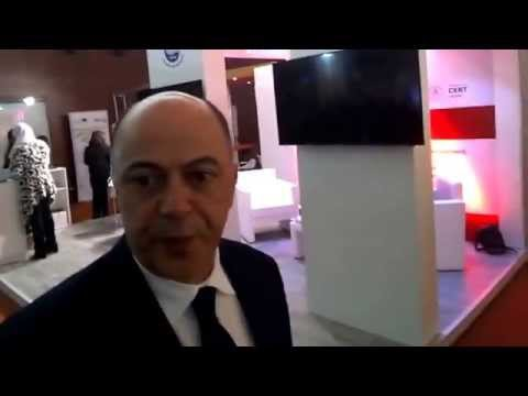 CI MENA with Chamber of Commerce of Tunis #TunisMed Franchise trade fair