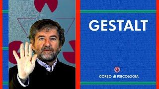 Psicologia della GESTALT: Prima Lezione di base completa
