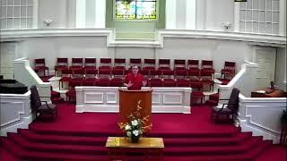 Canton Baptist Service 5-10-20