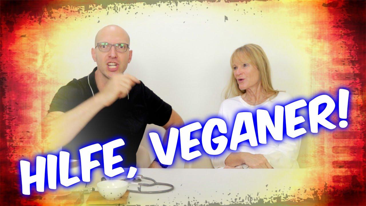 Hilfe, Veganer! Warum einige ausrasten - Talk mit Dr. Bracht [VEGAN]