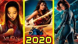 Las Películas Más Esperadas de 2020