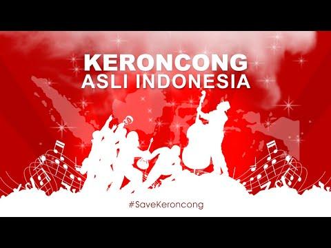 Kumpulan Lagu Keroncong Asli Indonesia, 12 Lagu Keroncong Original Pupoler