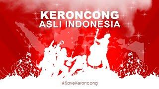Kumpulan Lagu Keroncong Populer Asli Indonesia