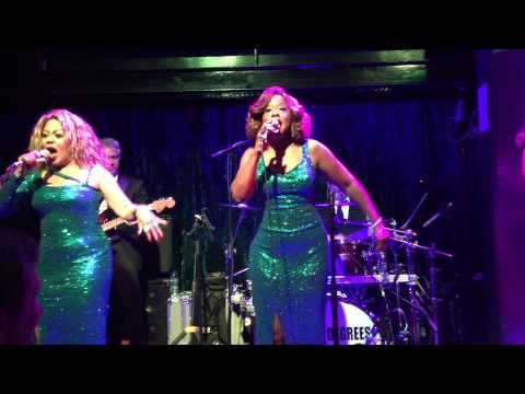 The Three Degrees in Jazz Club London 3rd june 2015