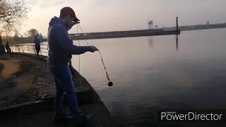Магнитная рыбалка порт Ленина Запорожье Поисковый магнит интересные находки
