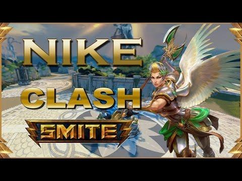 SMITE! Nike, Esta build no convence! Clash #41