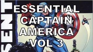 Comic Review | Essential Captain America Vol 3