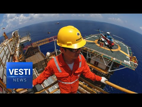 Vietnam Project: Rosneft Installs New Platform in South China Sea on Lan Do Gas Field