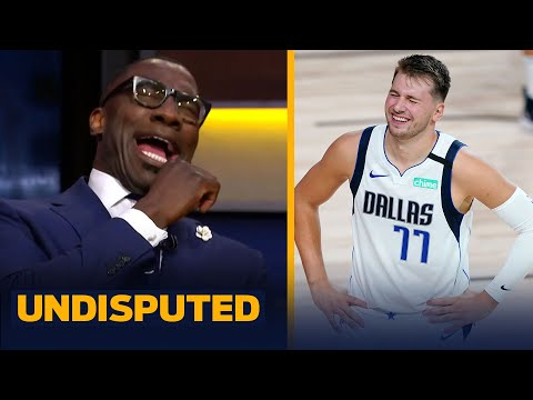 Shannon is blown away by Luka Doncic as Mavericks tie series with Clippers 1-1 | NBA | UNDISPUTED