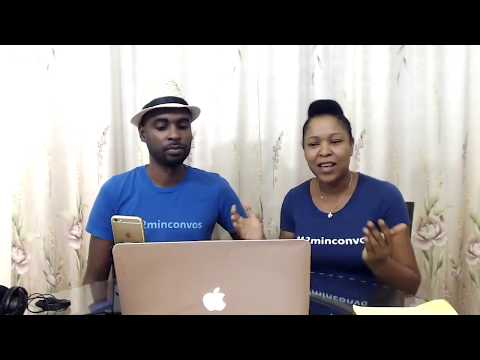 Creating Connections, 12 Minutes at a Time - Engel Jones – Trindad & Tobago