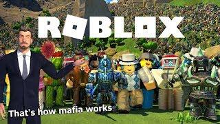 That's how Mafia works in Roblox (Mafia City meme)
