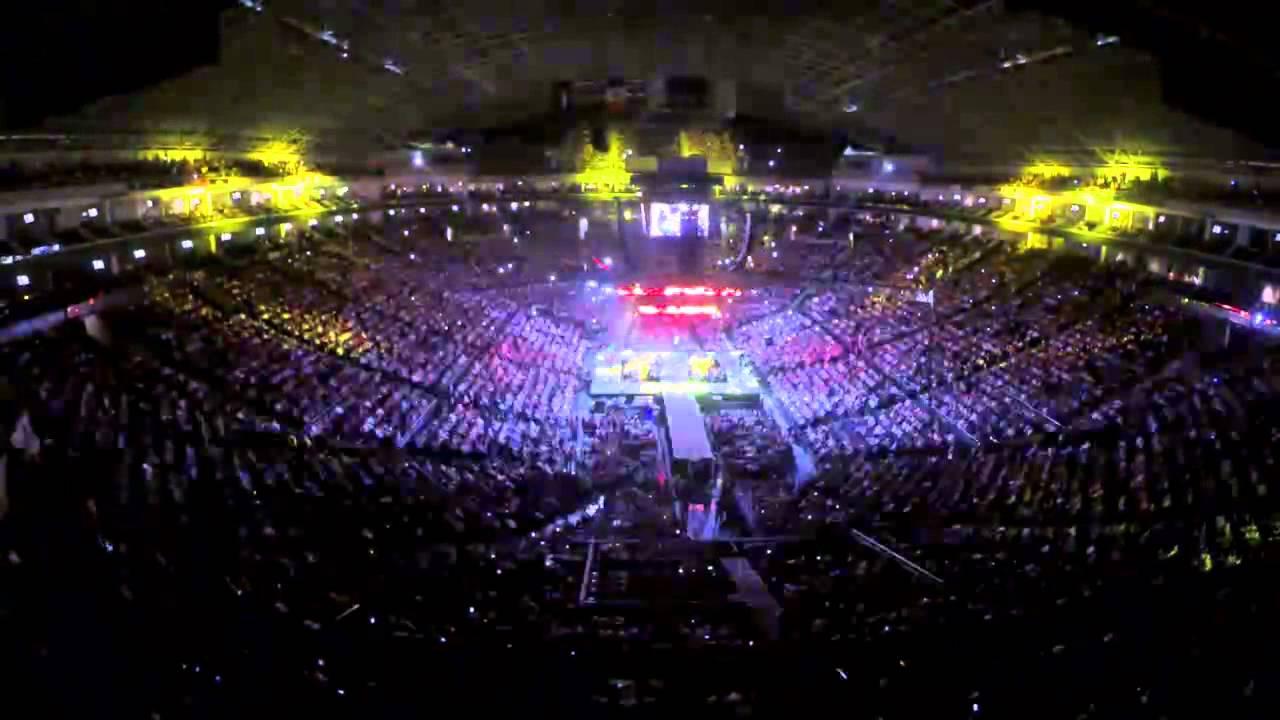 Marco Antonio Solís en La Arena Monterrey 2 - YouTube