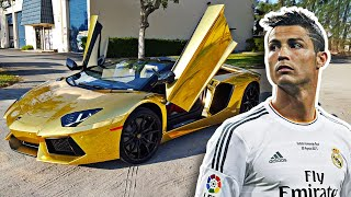 How Cristiano Ronaldo Spends His Millions