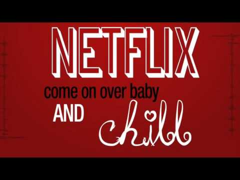DJ Cruze - NETFLIX & CHILL (feat. Tommy Gunz & Idrise) (Lyric Video) RnBass