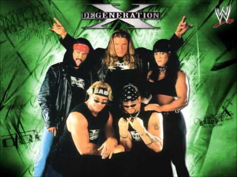 WWE DX old theme song