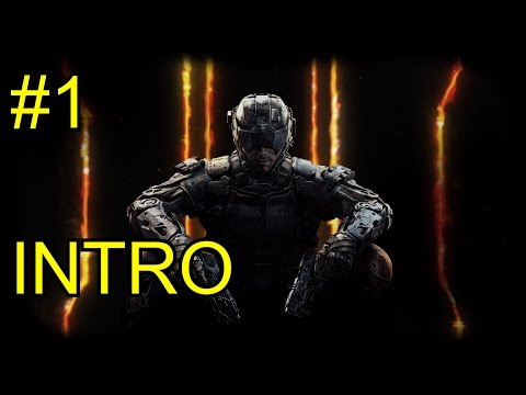 call of duty black ops 3  gameplay- intro (part #1)