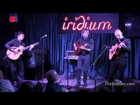 California Guitar Trio - The Good, The Bad & The Ugly - Live at The Iridium (7.6.11)
