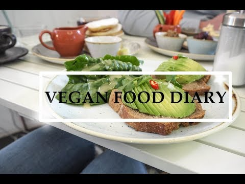 Food diary | VEGAN VIENNA