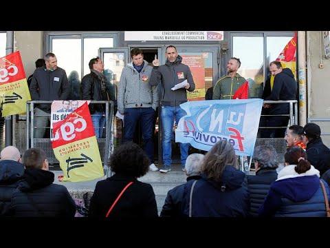 فيديو: استمرار إضراب وسائل النقل العام في فرنسا لليوم الخامس …  - 15:00-2019 / 12 / 9