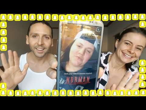 Snapchat Q&A 2 Eating out   Books   Organic   Law of Attraction + more