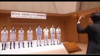 『表参道高校合唱部!』第7話の名場面「ハナミズキ」の曲をスライドにし...