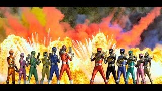 映画「烈車戦隊トッキュウジャーVSキョウリュウジャー THE MOVIE」予告編 #Ressha Sentai ToQger vs. Kyoryuger