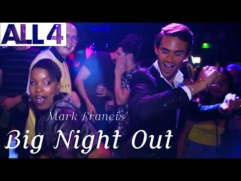 Poshest Made In Chelsea Star Tries Bashment!! | Mark Francis' Big Night Out