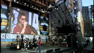 Live 8 Rob Thomas - Lonely No More
