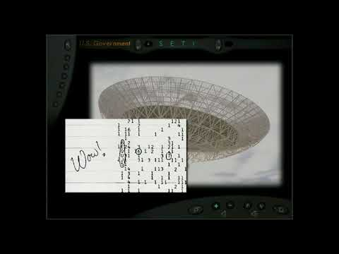 S.E.T.I  The Search for Extraterrestrial Intelligence Program