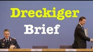 14. Februar 2018 - Sehenswerte Bundespressekonferenz (RegPK)