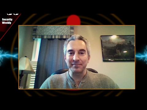 Startup Security Weekly #23 - Ron Gula, Gula Tech Adventures