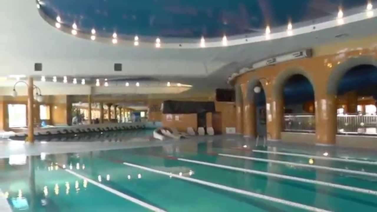 Tropikana Water Park Hotel Gołębiewski In Mikołajki Overview Youtube