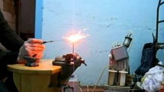 сварка на воде(электролизерная сварочная установка с гидрастатическим клапаном. Мощность 1600ватт. Уже эксплуатирую 14 лет., 2010-12-26T21:46:38.000Z)