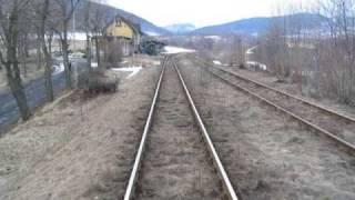 Kolej - ostatni pociąg do Kłodzka (poklatkowy teledysk)