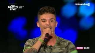 Moreno - Battiti Live 2013 - Bari