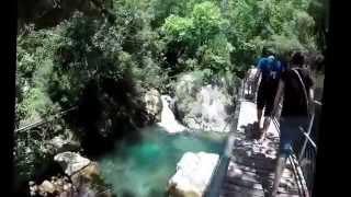 Экскурсия на водопад