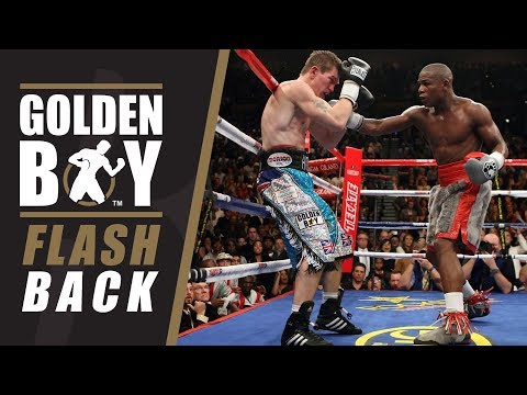 Golden Boy Flashback: Floyd Mayweather vs. Ricky Hatton (FULL FIGHT)
