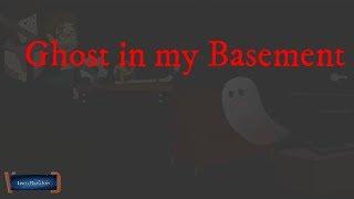 Basement Scary Story (Animated in Hindi)|IamRocker|