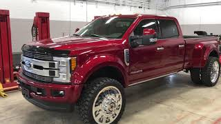2018 Ford F450 Lifted