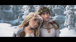 How to train y๐ur dragon 3 SECRET WEDDING OF HICCUP AND ASTRID !!!!