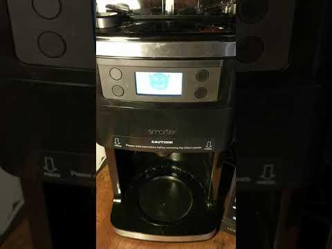 What a hacked coffee machine looks like.