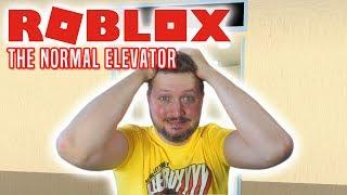 IKKE EN HELT NORMAL ELEVATOR! - Roblox The Normal Elevator Dansk