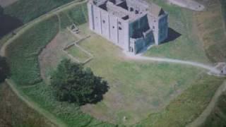 (Haunted) Castle Rising, Norfolk, England