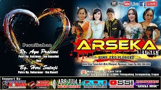 Live Streaming Campursari ARSEKA MUSIC // ARS AUDIO Jilid 2 // HVS SRAGEN CREW 01