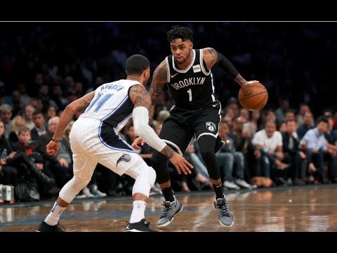 D'Angelo Russell, John Wall and the BEST Crossovers From Friday Night