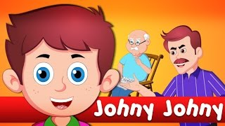 Johny Johny Yes Papa | FlickBox Nursery Rhymes and Kids Songs | Eating sugar no papa
