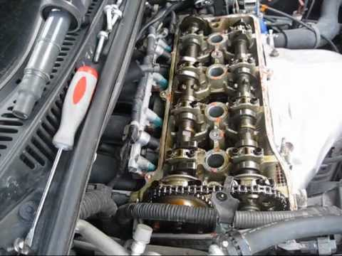 Valve Cover Gasket Install Scion Tc Youtube